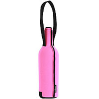 Wine Bottle Slip - Pink