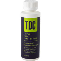 Inventory Reduction - 4 oz. Bottle of Triple Duty Concentrate - Beer Glass Cleaner
