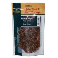 Rose Hips - 3 oz