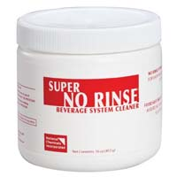 Super No-Rinse Beverage System Cleaner - 1 lb