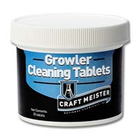 Craft Meister Growler Tabs - 25 Count