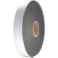 Black S/F PVC Foam Tape