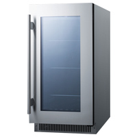 Summit CL181WBVCSS Refrigerator