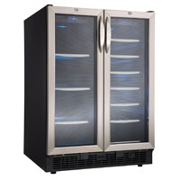 Danby DBC2760BLS Dual Zone Beverage Center