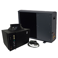 1 Ton 8,000 BTU Split System Wine Cooling Unit