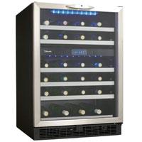 Danby DWC518BLS 51-Bottle Built-in Wine Cooler