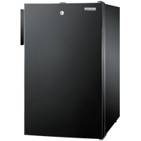 Summit FF521BLBI7 Refrigerator
