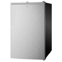 Summit FF521BLBI7SSHH Refrigerator