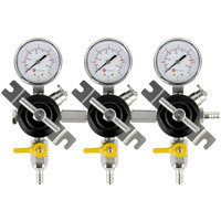 Three Product Secondary Regulator