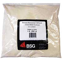 Briess Bavarian Wheat DME - 1lb