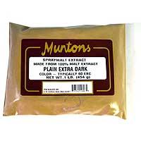 Muntons Extra Dark DME - 3lb