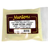 Muntons Extra Light DME - 1lb