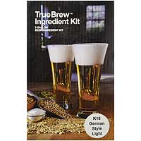 German Style Light TrueBrew Ingredient Kit
