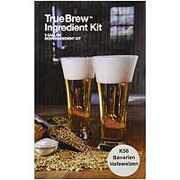Bavarian Hefeweizen TrueBrew Ingredient Kit