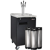 Kegco 2 Keg Beer Refrigerators