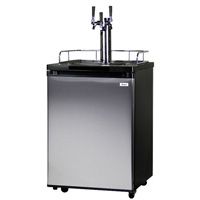 Kegco Triple Tap Draft Beer Dispenser