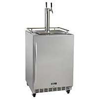 Kegco HK38SSC-2 Beer Fridge