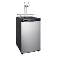 Kegco K199SS-2 Beer Fridge