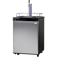 Kegco K209SS-1 Keg Fridge