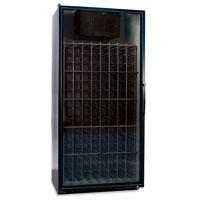 Le Cache Loft 1400 172-Bottle Wine Cabinet - Black Matte