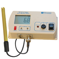 Milwaukee MC120 pH Monitor (setpoint range 5.5 to 9.5 pH)