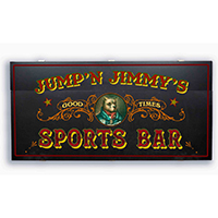 CUSTOMIZE - Personalized Sports Bar Murphy Bar