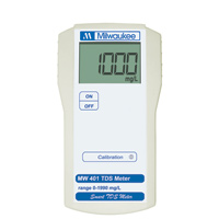Milwaukee MW401 TDS-PPM Meter (10 mg/L resolution)