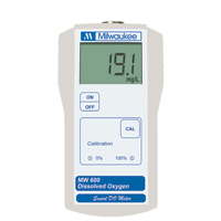 Milwaukee MW600 Dissolved Oxygen Meter