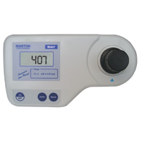 Milwaukee MI407 Ammonia (Low Range) Photometer