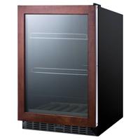 Summit SCR2466PNR Refrigerator