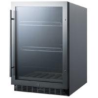 Summit SCR2466 Refrigerator
