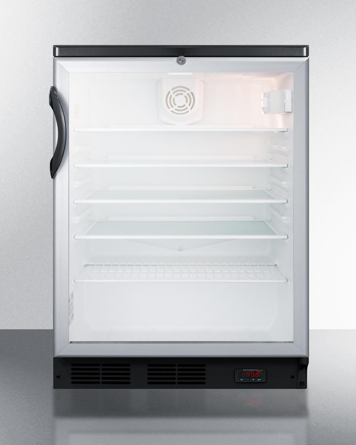 SCR600BGLBIDTPUB Refrigerator