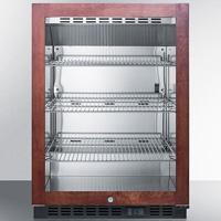 SCR610BLPNR Refrigerator