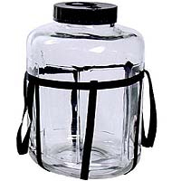 How To Safely Handle Glass Carboys