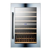 Summit VC60D Wine Cooler