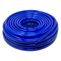 100 Foot Length of 5/16 Inch I.D. Blue Vinyl Gas Line
