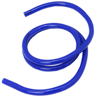 100 Foot Length of 5/16 Inch I.D. Blue Vinyl Air Line