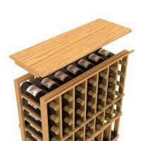 2 Column Magnum/Champagne Top Shelf
