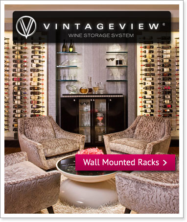 Featured Wine Rack Brand - Vintage View