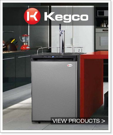 Featured Kegerator Brand - Kegco Kegerators