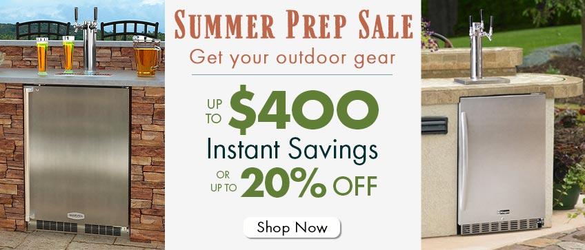 Summer Prep Sale