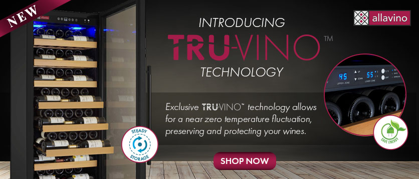 New Tru-Vino Wine Refrigerators