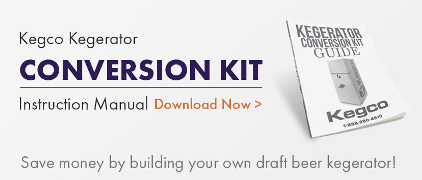 Free Kegerator Conversion Kit Instruction Manual Rotation