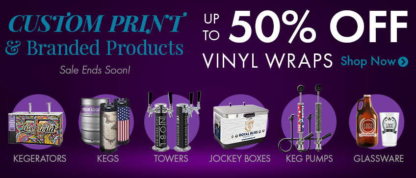 Custom Print Sale - Up to 50% Off Vinyl Wraps