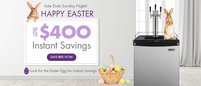 Happy Easter - Save up to $400 Instantly