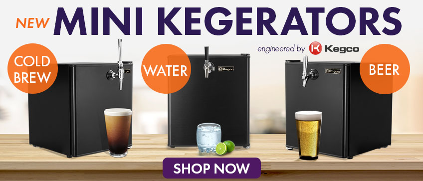 New Mini Kegerators