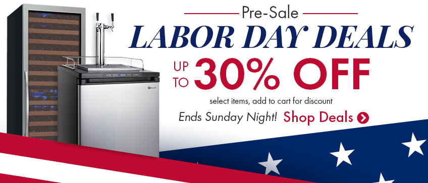 Pre-Labor Day Deals- Up to 30% Off
