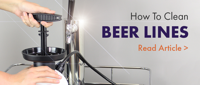How to Clean Beer Lines Rotation