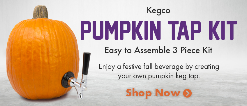 Pumpkin Tap Kit