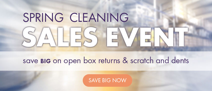 Spring Cleaning Sale Event